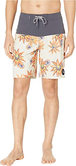 "Highline Devils Tea 19"" Boardshorts"