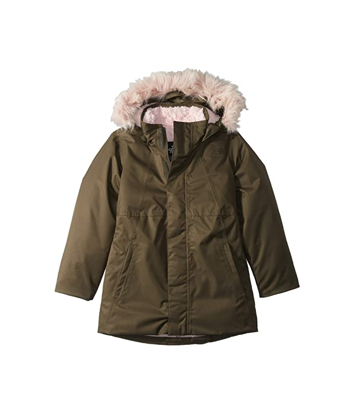 a59a22a1d The North Face Kids Arctic Swirl Down Jacket (Little Kids/Big Kids ...