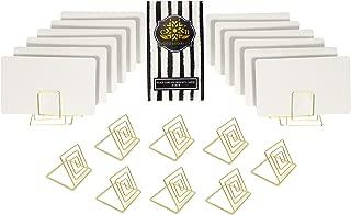 Best gold menu card holders Reviews