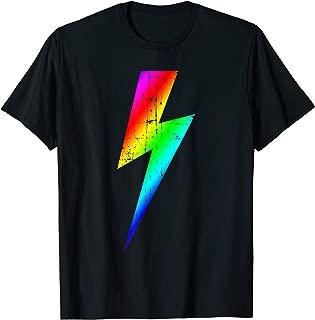 Best vintage lightning bolt t shirts Reviews