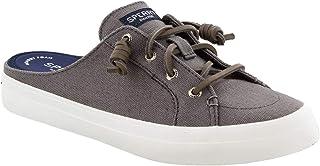حذاء Sperry, Crest Vibe Mule نسائي رمادي 7. 5 M