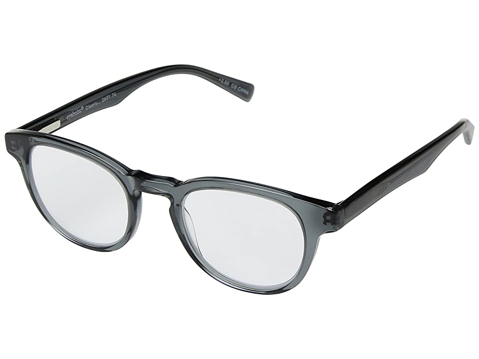 eyebobs Clearly (Black) Reading Glasses Sunglasses