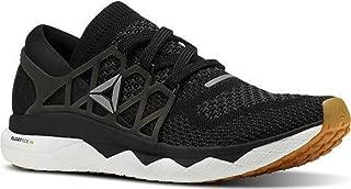 Men's Floatride Run ULTK Ultraknit Running Shoe Black White (12 D US)