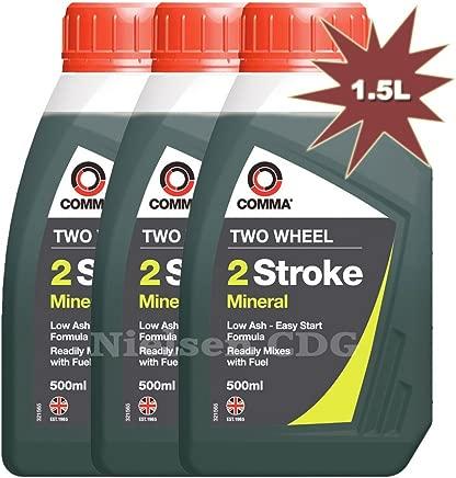 Comma Stroke Engine Oil COM-TST500M-3 500ML 1 5L