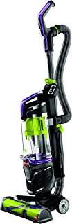 Bissell Turbo Pet Hair Eraser Turbo Upright Vacuum Cleaner, Black/Lime, 2454E