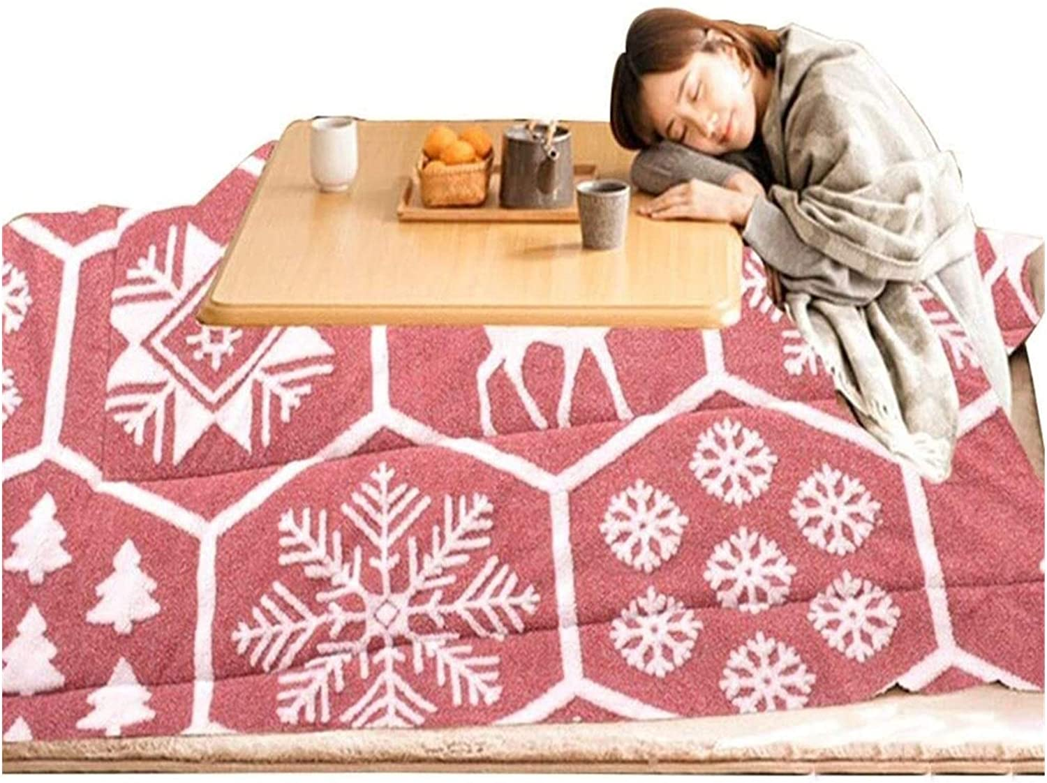ZSEFV Safe Direct sale of manufacturer Max 89% OFF and Stable Heating Appliance Ja Tables Kotatsu Coffee