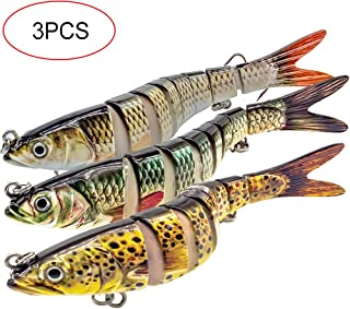 YL 0UTDOOR Fishing Bass Lures 4.9