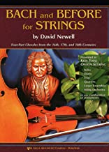 110VA - Bach and Before for Strings - Viola