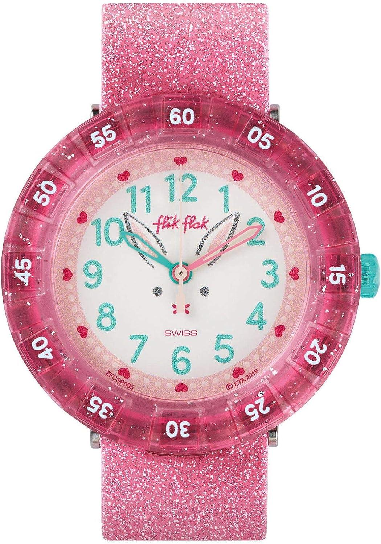 Flik Flak Reloj para de Cuarzo Suizo con Correa en plástico FCSP095