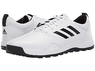 adidas Golf CP Traxion SL (Footwear White/Core Black/Grey Six) Men
