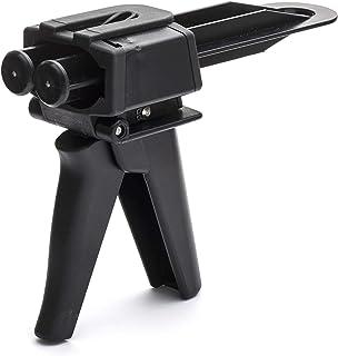 TechniQ Kunststoff Reparaturpistole, Spender, Pistole für Powerbond 50 ml Kartuschen
