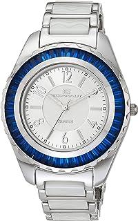 Oceanaut Women's Lucia Quartz Stainless Steel Strap, Multicolor, 18 Casual Watch (Model: OC0543)