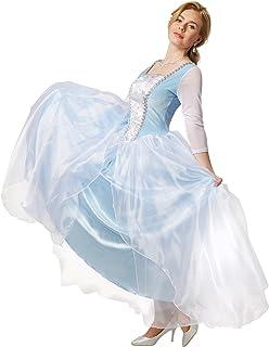 5e41d9028a25 dressforfun Costume da donna Prezioso abito da principessa Cenerentola |  Abito da ballo in stoffa lucida