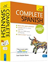 Complete Spanish Beginner to Intermediate Book and Audio Course: Learn to read, write, speak and understand a new...
