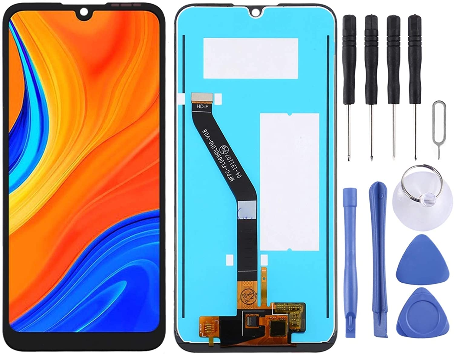 Phone Display LCD Screen and Full NEW before Product selling Assembly for Digitizer Huawei