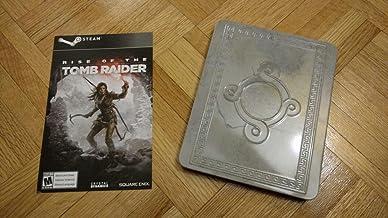 Rise of the Tomb Raider: 20 Year Celebration (PC DVD) UK IMPORT