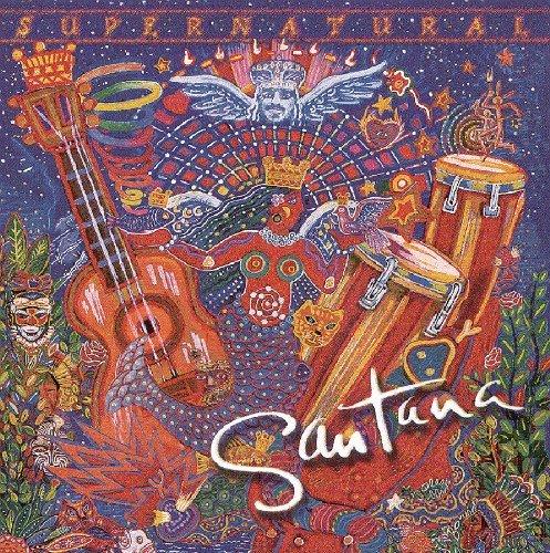 Supernatural by Santana (1999-06-15)