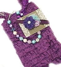 Best purple lace petti romper Reviews