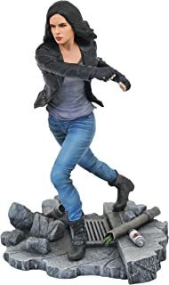 DIAMOND SELECT TOYS FEB178004 Select Toys Marvel Gallery: Netflix Defenders Jessica Jones PVC Figure, Multicolor