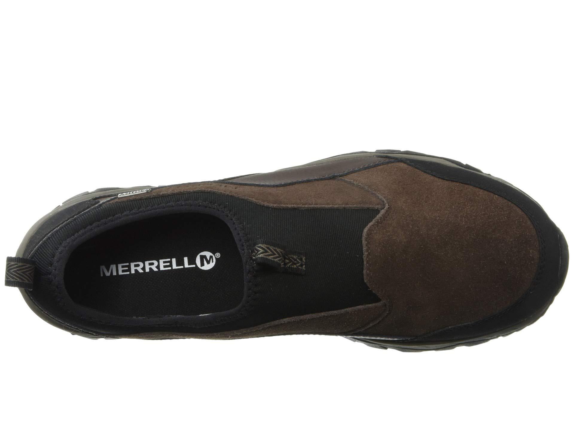 Waterproof Merrell Moc Espresso Icepack Polar tw0Aw4rq