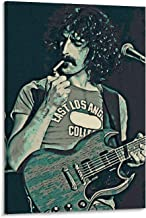 Frank Zappa 1978 Germany Concert Poster Print by delovely Arts