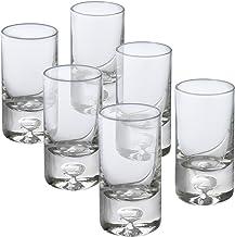 BarCraft Shot Glass Set, 6-Count