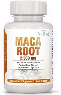 Maca Andina | 2500 Mg - 180 Pastillas, Suministro Para 6 Meses | Promueve La Fertilidad y La Salud Reproductiva, Apoya El Equilibrio del Estado de Ánimo y La Hormona
