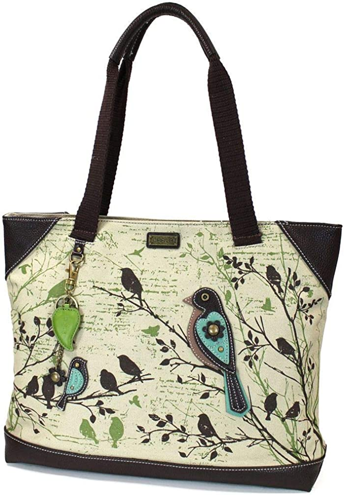 Chala Max 81% OFF Handbags Safari Max 68% OFF Bird Tote Canvas Purse