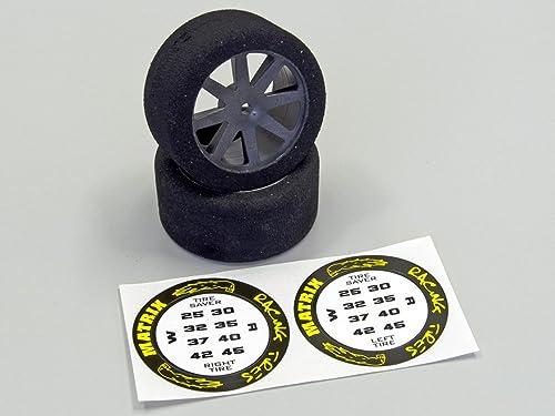 (Kyosho) MATRIX 1 10 Reifen hinten 42 ° (2 Stück) (ORI76204) RC KYOSHO