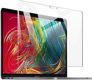 Apple MacBook Pro 15インチ 第9世代 フィルム TopACE 硬度9H 超薄0.33mm 2.5D 耐衝撃 撥油性 超耐久 耐指紋 日本旭硝子素材採用 飛散防止処理保護フィルム MacBook Pro 15 2019 対応