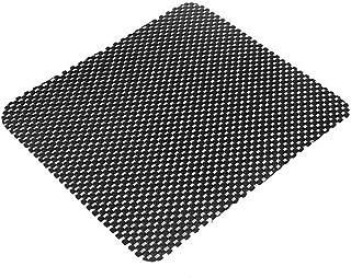 WEIWEITOE Coche de Silicona Antideslizante Dash Dash Mat Dashboard Sticky Pad Holder Antideslizante Estera para el teléfono móvil del Coche Accesorios de Coche Negro Accesorios para coche Alfombrillas antideslizantes