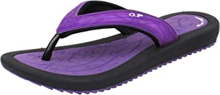 Gold Pigeon Shoes Breeze Light Weight Outdoor Water Flip Flops for Women (Size 5.5-9)