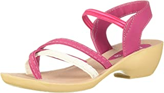 PARAGON Women's Pink Fashion Sandals-5 UK/India (38 EU)(PU50015LP)