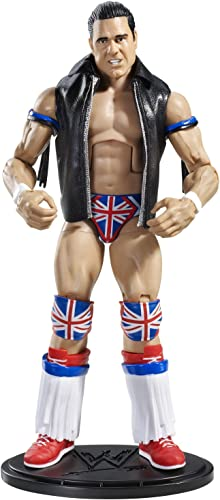 British Bulldog Figur - WWE Legends 3