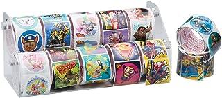 Roll Sticker Rack-Prizes 1 per Pack