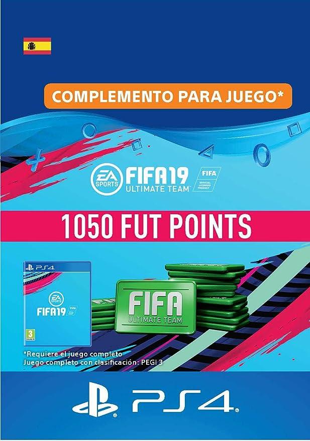 FIFA 19 Ultimate Team - 2200 FIFA Points | Código de descarga PS4 - Cuenta española: Amazon.es: Videojuegos