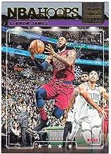 LeBron James 2018-19 Panini Hoops Lights Camera Action Winter #2 NM-MT Lakers Basketball NBA