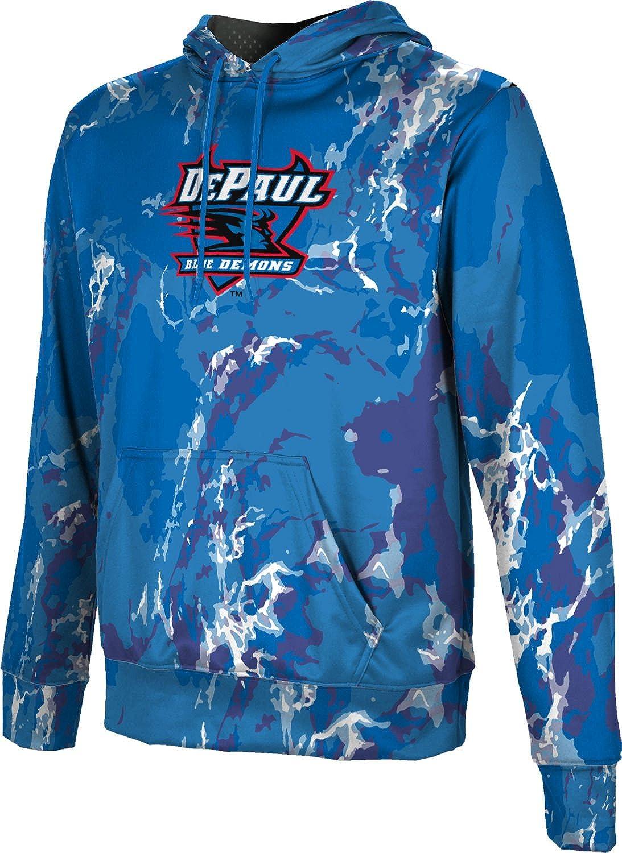 ProSphere Bargain DePaul University Boys' Pullover School Max 74% OFF Hoodie Spirit