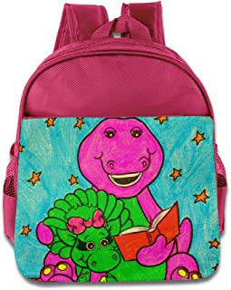 Barney And Friends Barney Reads To Baby Bop Toddler School Bag