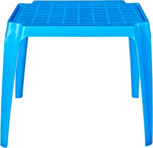 Fun Star Table en Plastique pour Enfant, Couleurs Assorties