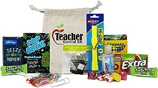 teacher survival kit ideas funny