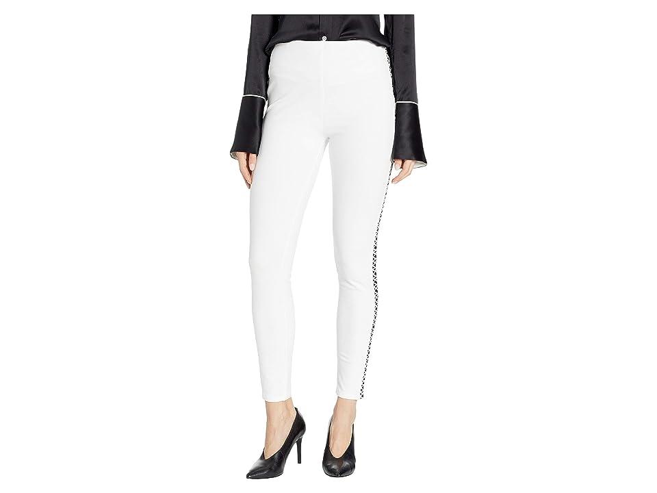 Lysse Cotton X Leggings (White) Women