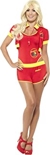 Smiffy's USA - Baywatch Lifeguard Costume Women's