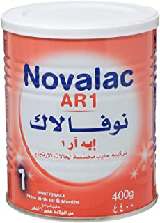 Novalac Milk Based Baby Food For 0, 6 Months Babies