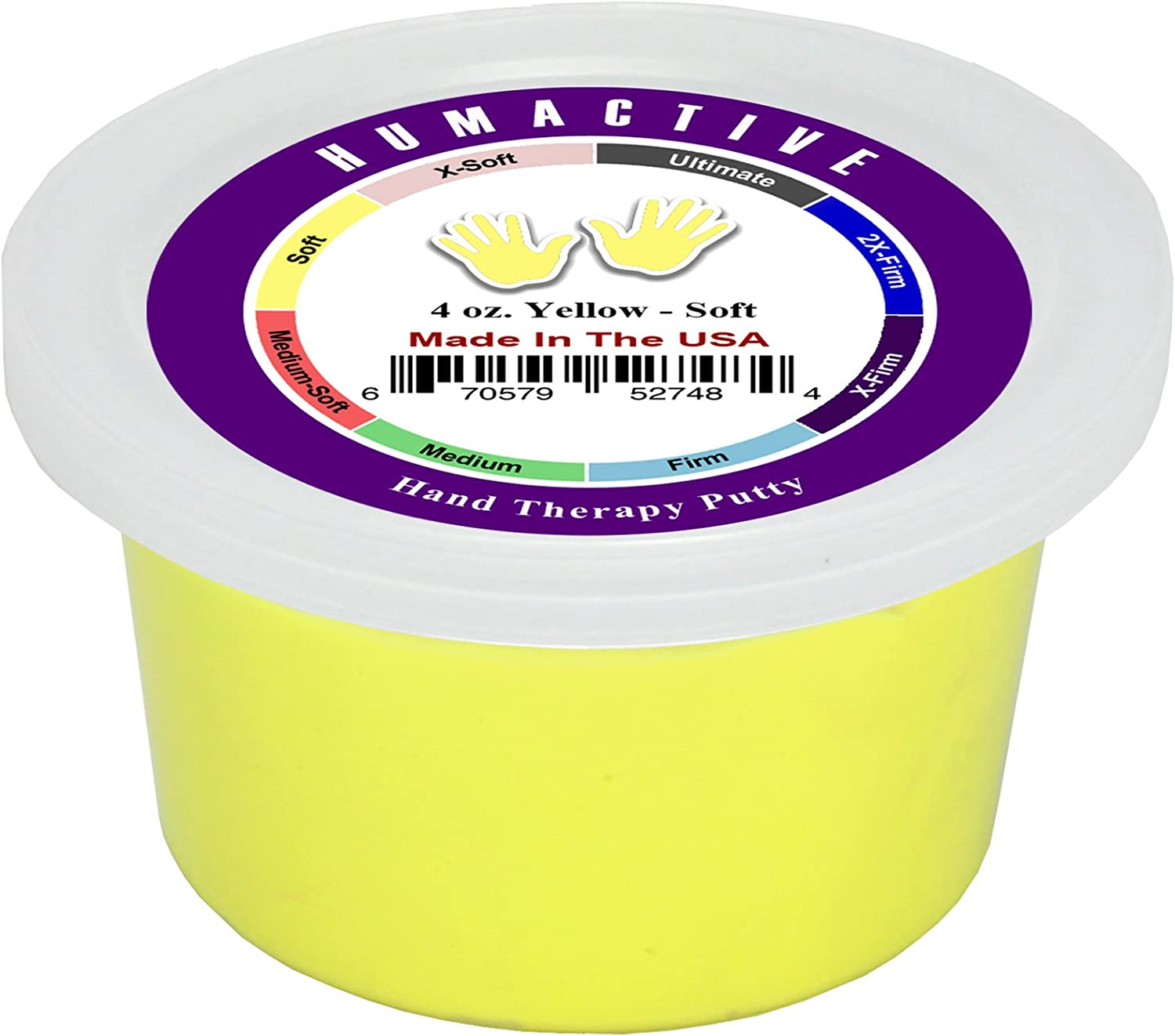 Hand Therapy List price Max 57% OFF Putty - and Occupational Strengt Physcial