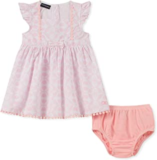 Baby Girls 2 Pieces Dress Set
