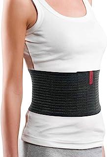 """ORTONYX 6.25 """"باند قابل تنفس / بسته بندی بعد از عمل بعد از زایمان / کمربند پشتیبان شکم برای زنان و مردان / ACOX524006"""