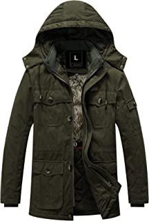 L'MONTE Imported American Cotton Jacket for Men