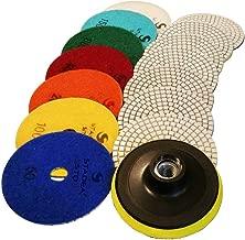 granite polishing discs