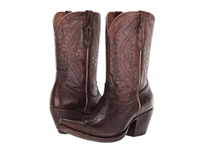 Ariat Circuit Stella (Crossfire Cocoa) Cowboy Boots